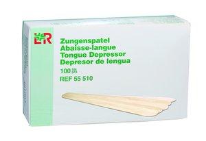 Holzmundspatel (100 Stück)