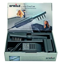 Hair distangle comb, electric